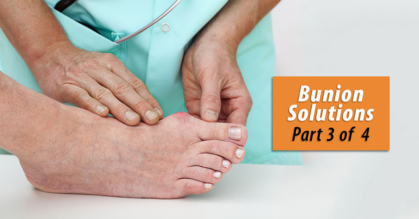Non-surgical Treatments for Bunions